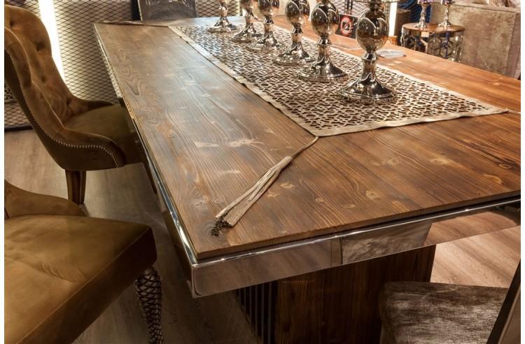 QUEEN трапезна маса + столове
